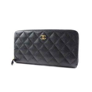 🇺🇸Chanel Classic Zippy Long Wallet GHW🇺🇸